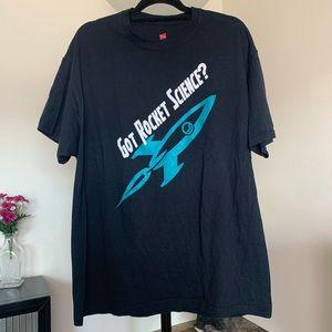 HANES Men's T-Shirt